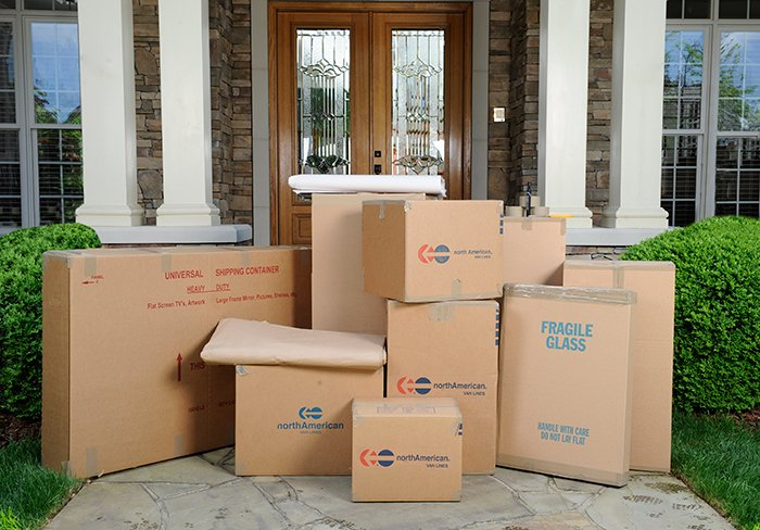 packing services in London Ontario